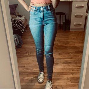 ZARA 80's Vintage jeans